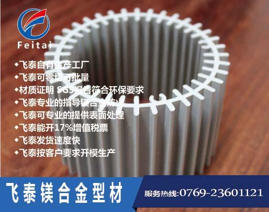 镁合金型材 镁型材 镁散热器型材